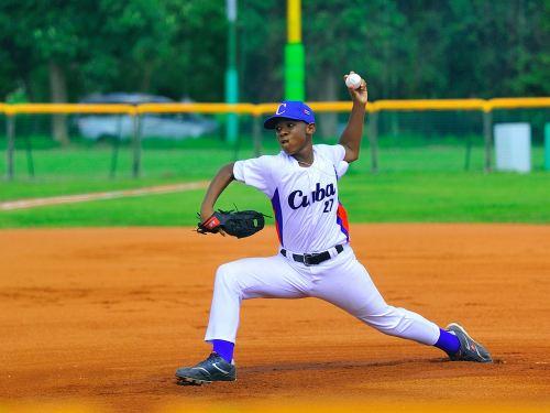 Equipo Cuba de béisbol Sub 12