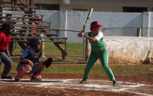 Alennis Sabatela, béisbol Granma