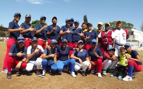 Equipo Camagüey de béisbol femenino