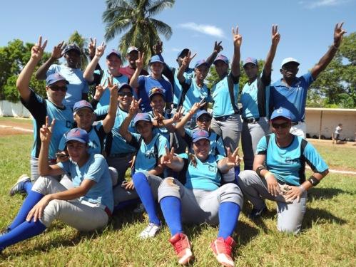 Equipo Ciego de Ávila de béisbol femenino