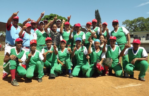 Equipo Granma de béisbol femenino