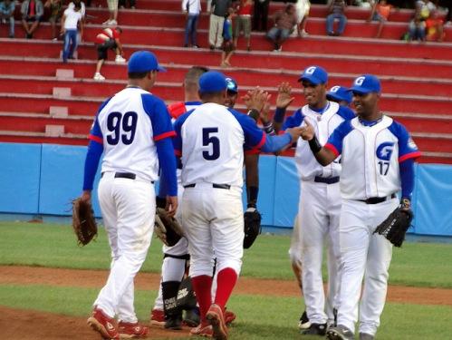 Equipo Granma de Béisbol