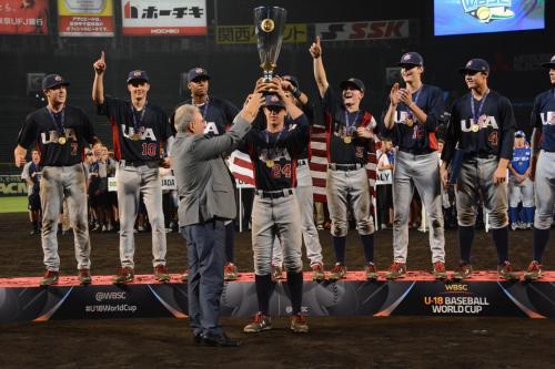 USA U 18 Team