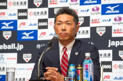 Manager Hiroki Kokubo, Japan