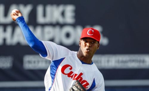Monthiet abrirá el partido por Cuba