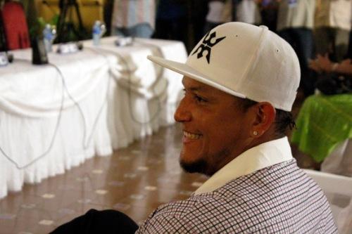 Miguel Cabrera, estrella venezolana de los Tigres de Detroit
