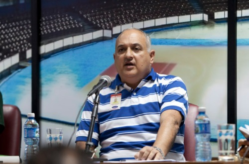 Heriberto Suárez Pereda