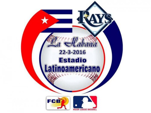 Partido Cuba-Tampa Bay Rays