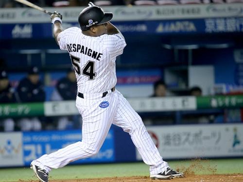 Alfredo Despaigne, Chiba Lotte