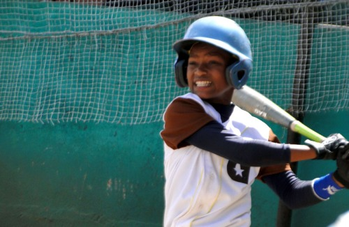 Béisbol Juegos Escolares