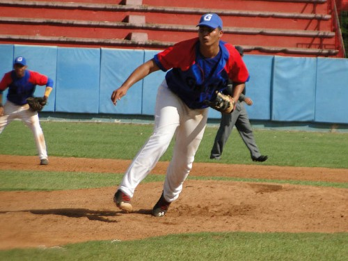 Edgar Escobar Noris, béisbol Granma Sub-23