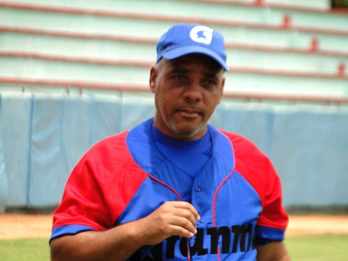 Guilermo Avilés Boza, manager béisbol Granma Sub-23