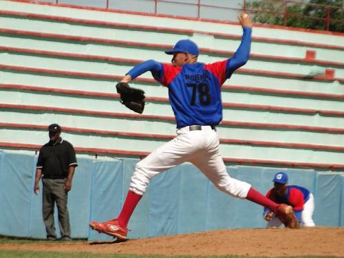 Joel Mojena Machado, béisbol Granma Sub-23