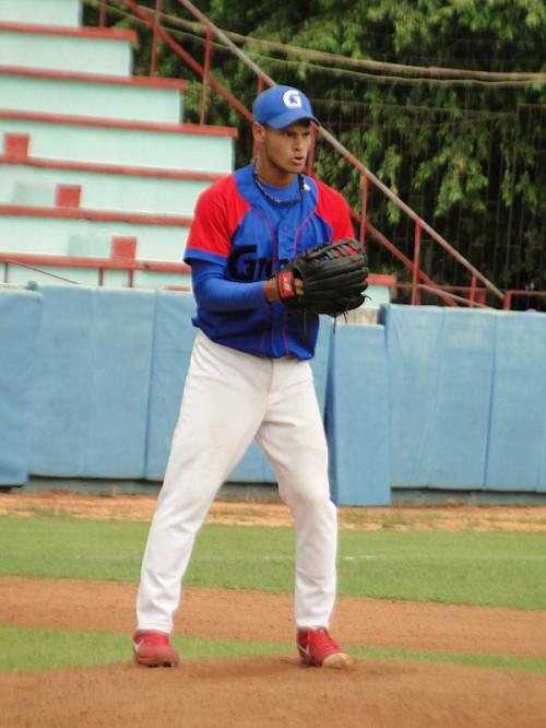 Jorge Torres Aguilar, béisbol Granma Sub-23