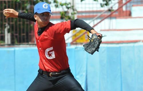 Con sus dos victorias Luis Danilo metió a Granma en la discusión del bronce / FOTO Luis Carlos Palacios Leyva