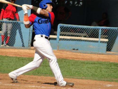 Raiko Santos Almeida, béisbol Granma Sub-23