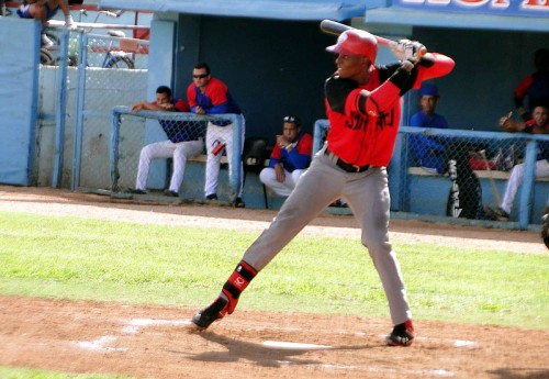 Sergio Barthelemy, béisbol Santiago de Cuba Sub-23