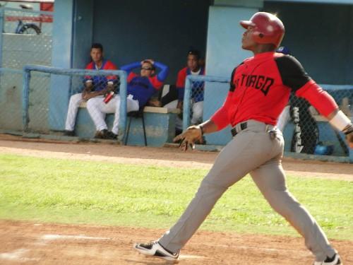 Yeri Martínez, béisbol Santiago de Cuba Sub-23