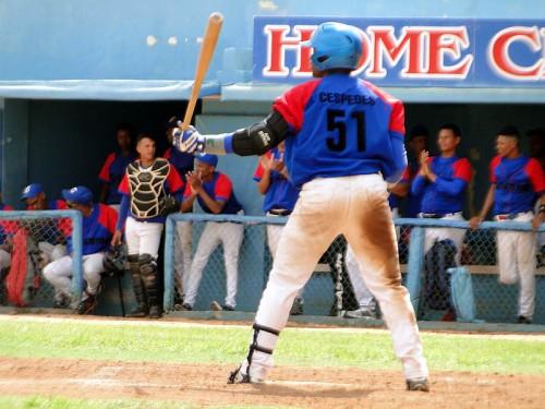 Yoelkis Céspedes Maceo, béisbol Granma Sub-23