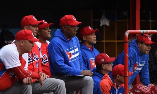 Equipo Cuba de Béisbol en Québec