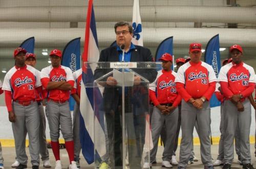 Equipo Cuba en Canadá 10