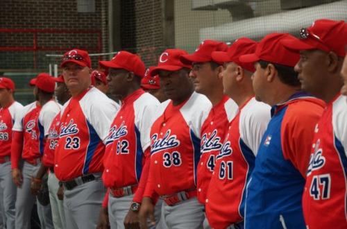 Equipo Cuba en Canadá 8