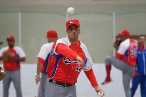 Equipo Cuba en Canadá 9